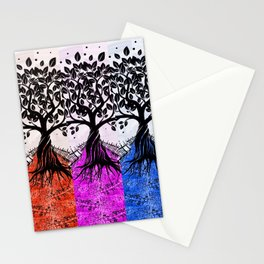 THEY COME IN COLORS Stationery Cards