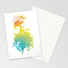 Somewhere Between  Stationery Cards