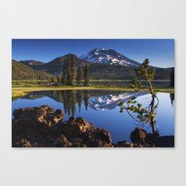 Sparks Lake Sunrise Canvas Print