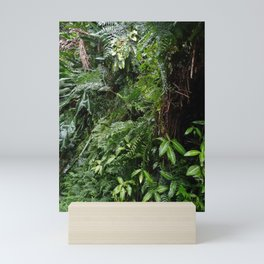 Tropical Forest 07 Mini Art Print