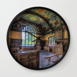 17th Century Chapel Wall Clock
