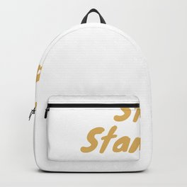Still Standing - Funny Amputee Jokes Backpack