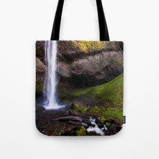 latourell falls. Tote Bag