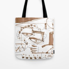 Candle Light Tote Bag