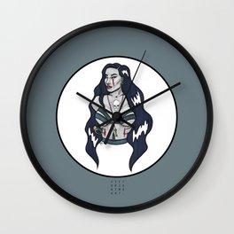 Dieu-Le-Veut  Wall Clock