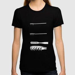 patent art Brown Toothbrush 1939 T-shirt