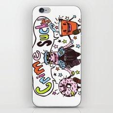 Crime!!! iPhone & iPod Skin