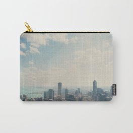 Looking down on the city ... Carry-All Pouch