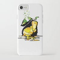 pear iPhone & iPod Cases featuring PEAR by maivisto