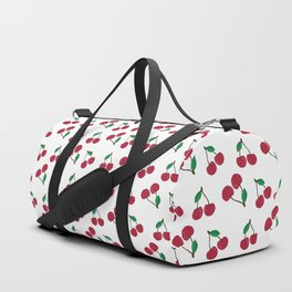 Cherry Chrerry Duffle Bag