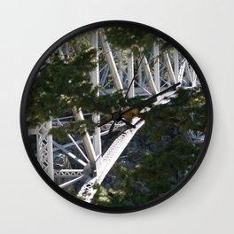 Tressel Wall Clock