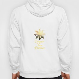 Conquer your Enemies Hoody