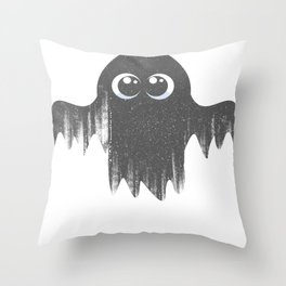 Ghost Throw Pillow