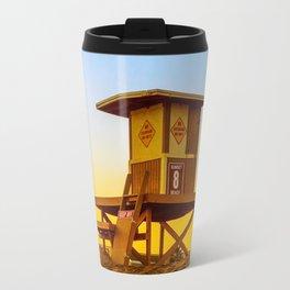 lifeguard tower Travel Mug