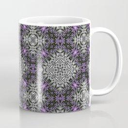 Purple Tribal Coffee Mug