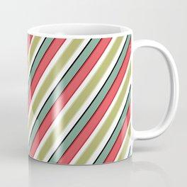 Striped pattern 10 Coffee Mug