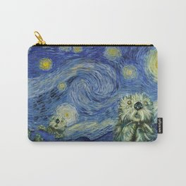 Starry Monterey Night (for Mikaela) Carry-All Pouch