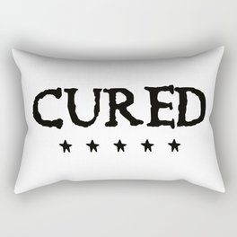 Cured Rectangular Pillow