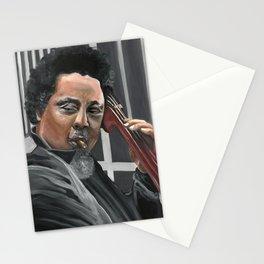 Charles Mingus Jazz Music Legend Stationery Cards