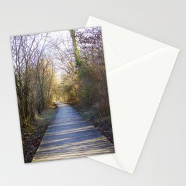 Bridge of Solitude Stationery Cards