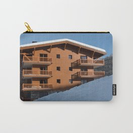 Mountain chalet, holiday home Carry-All Pouch