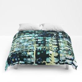 City Never Sleeps 1 Comforters
