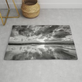 The cloud collector Rug