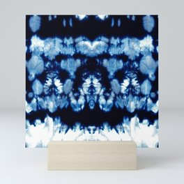 Tie-Dye Shibori Neue Mini Art Print