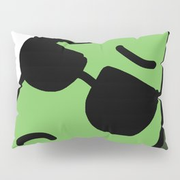 Fat Avocado Pillow Sham