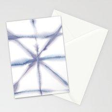 Light Dye - Folding Blues Stationery Cards