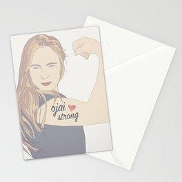 Tara is Ojai Strong Stationery Cards