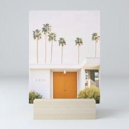 Palm Springs Mini Art Print
