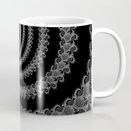 Troughs Inverted Coffee Mug