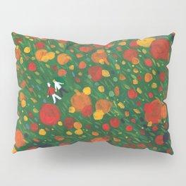 Flower Floor 002  Pillow Sham