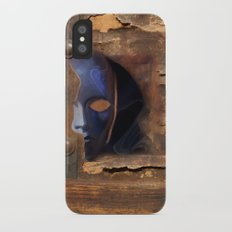 the mask /   iPhone X Slim Case