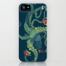 Octopus Slim Case iPhone (5, 5s)