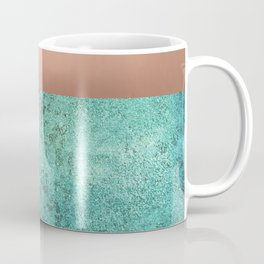 NEW EMOTIONS - ROSE & TEAL Coffee Mug