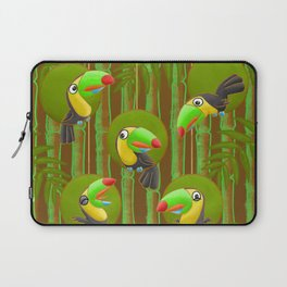 Toucan Party! Laptop Sleeve