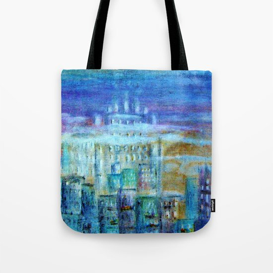 Italy by night Tote Bag