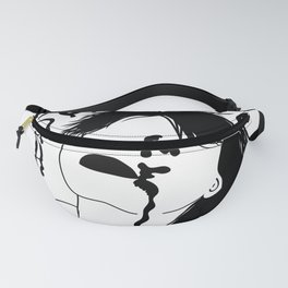 Uptown Girl Fanny Pack