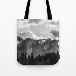 Yosemite Valley 02 Tote Bag