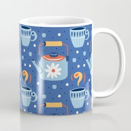 Tea Kettle Neck Gaiter Pot of Tea Neck Gator Coffee Mug