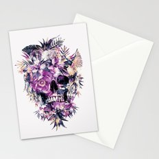 Momento Mori III Stationery Cards