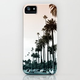 Los Angeles iPhone Case