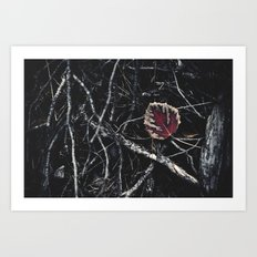 Dark Fall Art Print