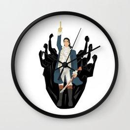 John Laurens Wall Clock