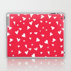 apparently, I'm the queen of hearts Laptop & iPad Skin