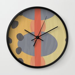 Golden Trout Wall Clock