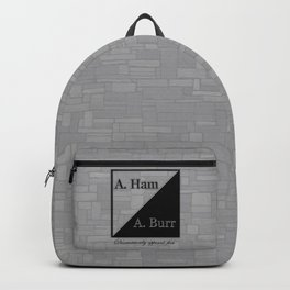 A. Ham / A. Burr Backpack