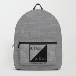 A. Ham / A. Burr Backpack